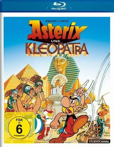 Blu-ray »Asterix und Kleopatra«