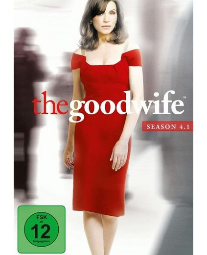 DVD »The Good Wife - Season 4.1 (3 Discs)«
