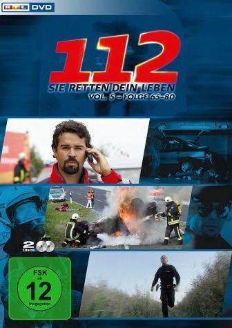 DVD »112 - Sie retten dein Leben, Vol. 5, Folge...«