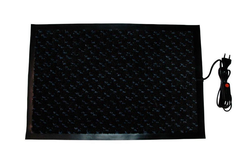 Heizmatte »RIG75« 75 Watt,für den Außenbereich geeignet in schwarz