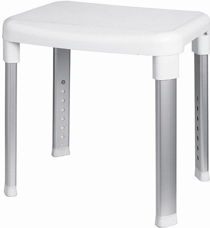 Hocker »Dusch- und Badehocker« in weiß