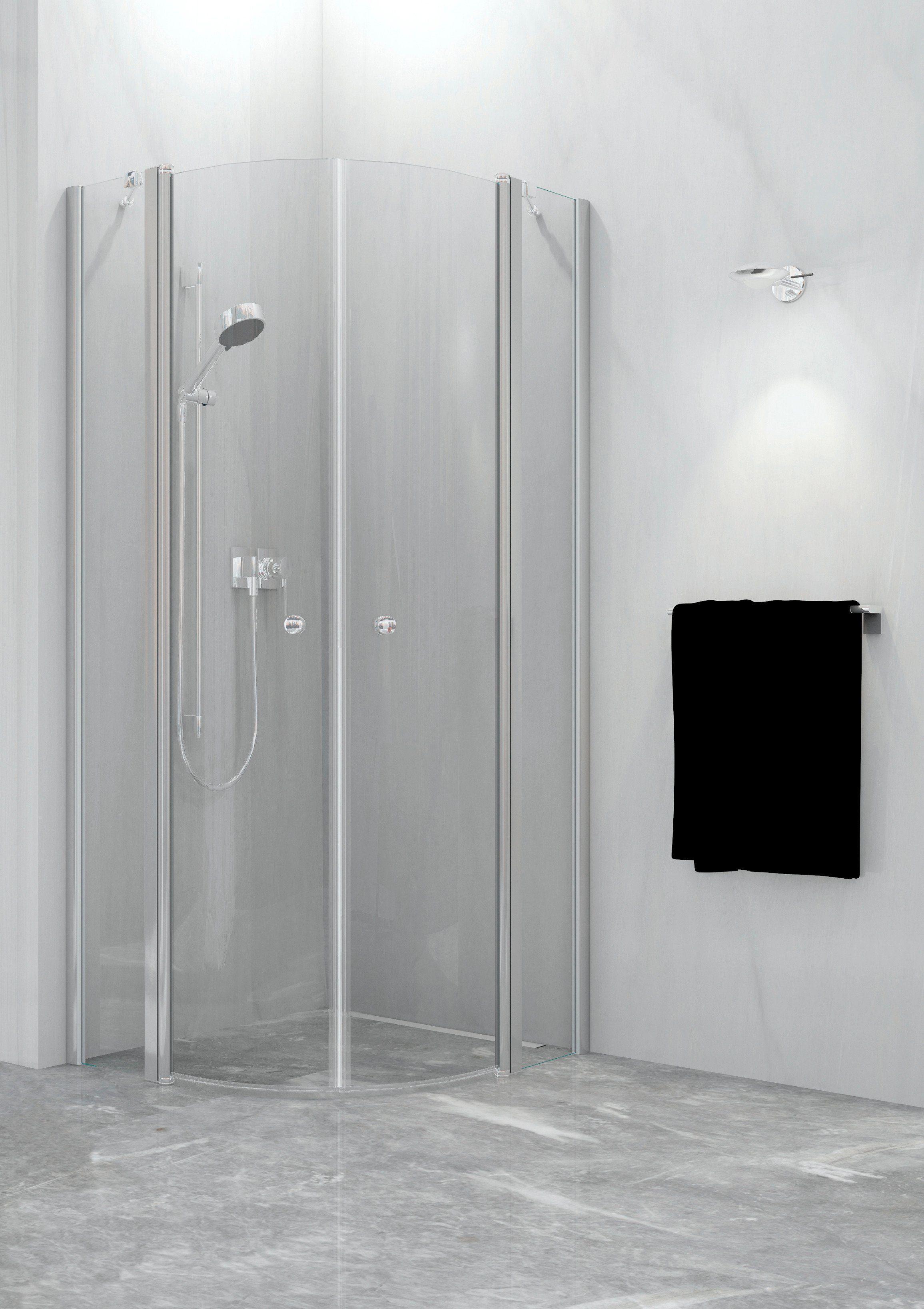 Runddusche »Relax Vario«, 90cm x 90cm