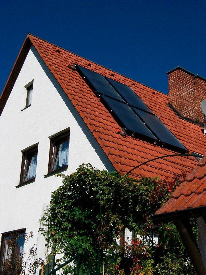 Solaranlagen »SUNone GHZ/F« in silberfarben