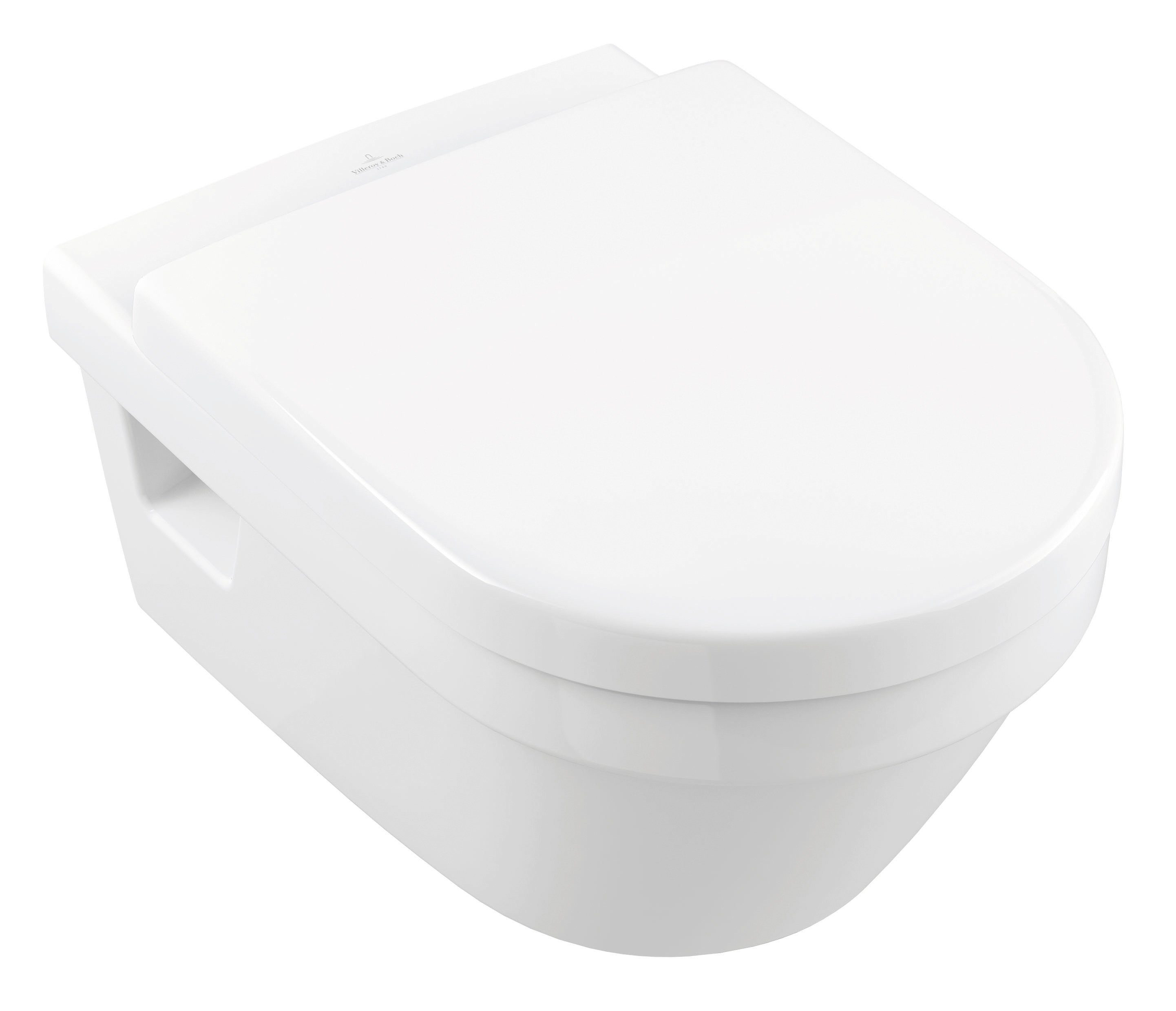 Villeroy & Boch Sparset: Wand WC »Architectura spülrandlos«