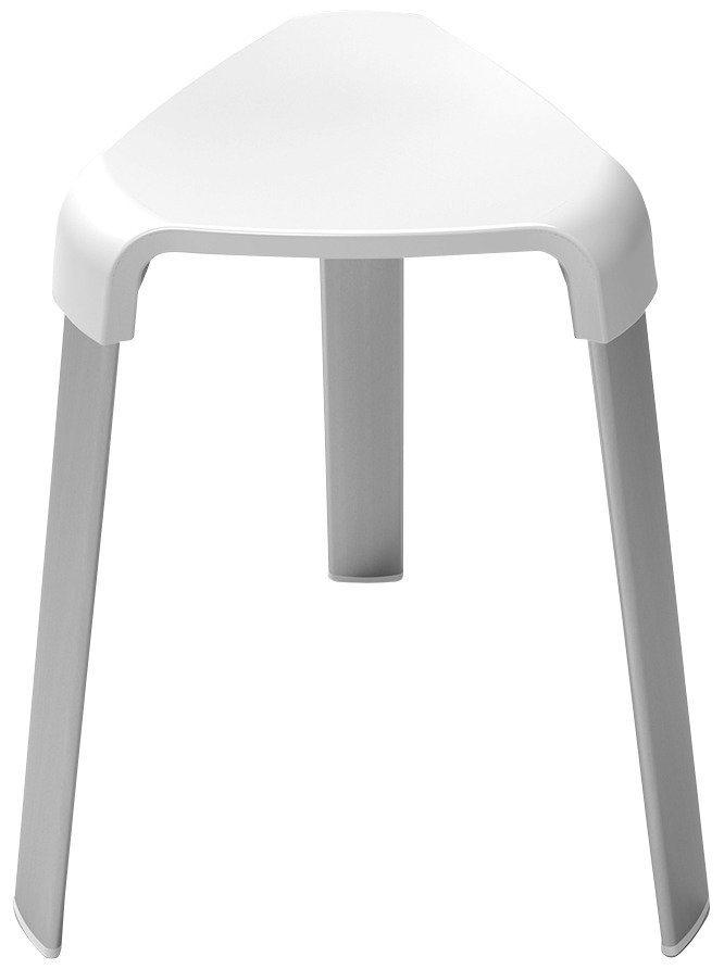 Stuhl »Trio« in weiß