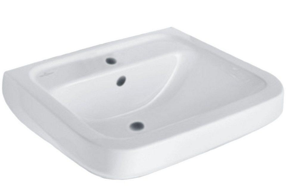 Keramik Waschtisch / Waschbecken »Architectura« 60 cm