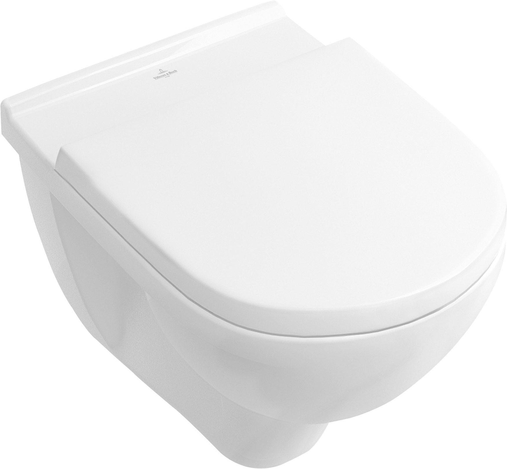 Villeroy & Boch Sparset: Wand WC »O.Novo directflush spülrandlos«