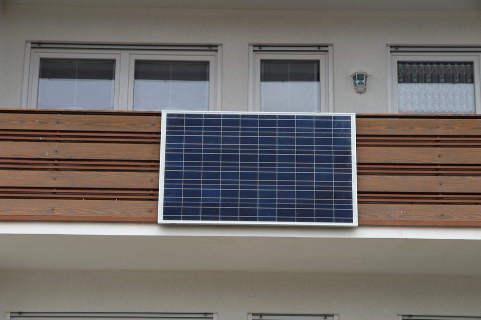 Solaranlagen »SUNpay®-Solaranlage« in silberfarben