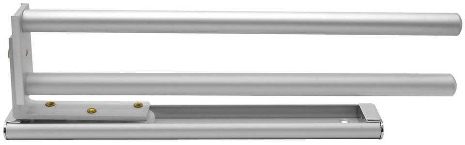 Handtuchhalter »Aluminium« in silberfarben