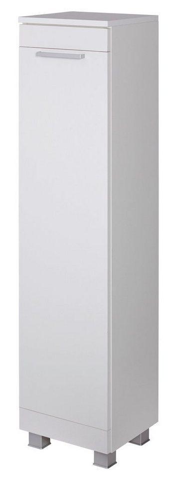Held Möbel Midischrank »Ohio«, Breite 30 cm in weiß