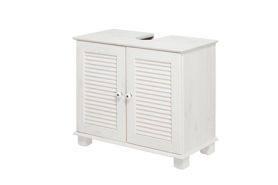Waschbeckenunterschrank »Sund«, Breite 63 cm in weiß