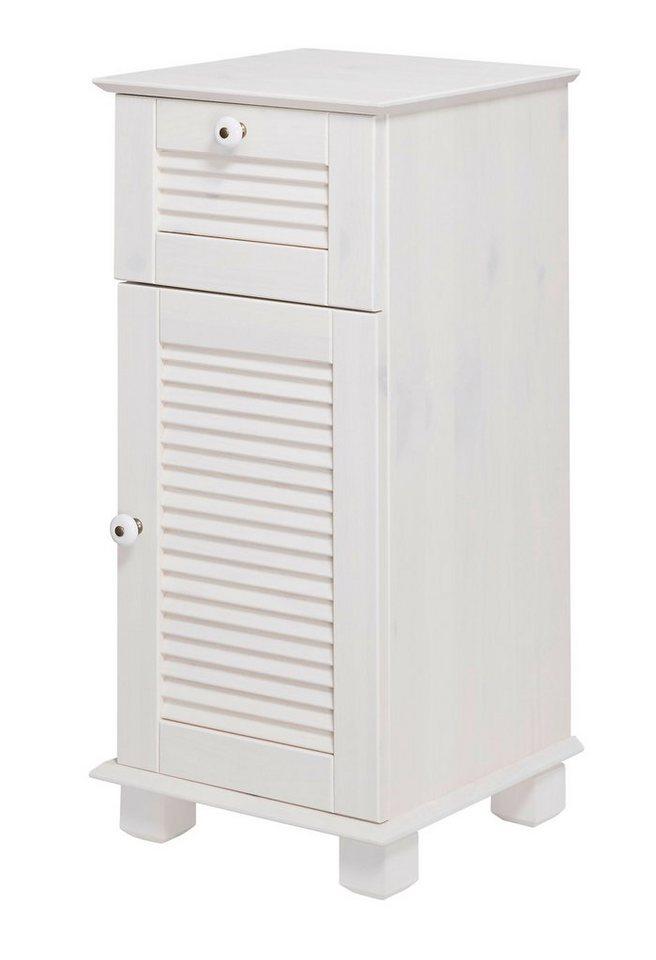 Unterschrank »Sund«, Breite 33 cm in weiß