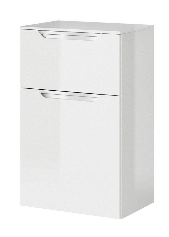 Highboard »Solitaire 7020«, Breite 45 cm in weiß