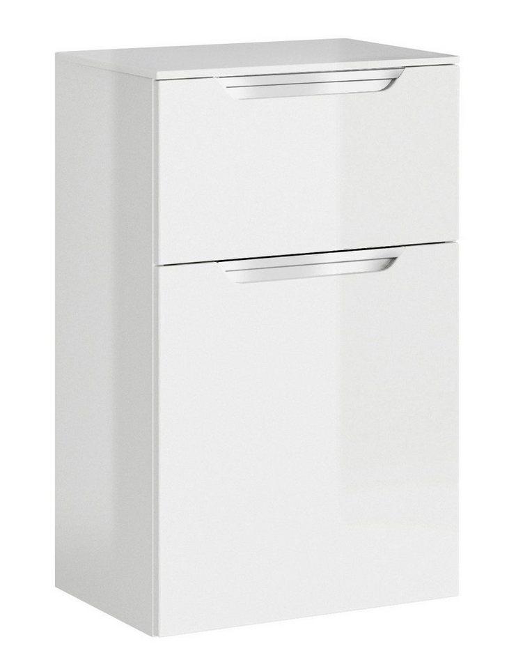 Pelipal Highboard »Solitaire 7020«, Breite 45 cm in weiß