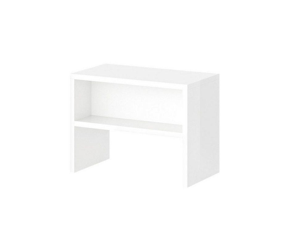 Sitzbank, Breite 40,2 cm in weiß