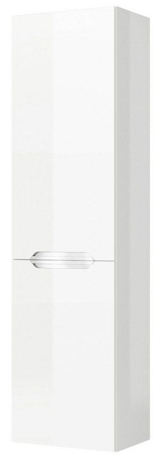 Hochschrank »Solitaire 7020«, Breite 45 cm in weiß