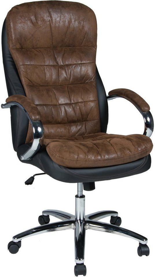 Duo collection chefsessel mads xxl online kaufen otto for Fauteuil de bureau original