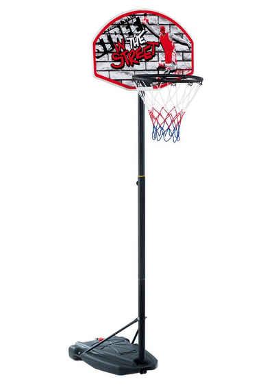 basketballkorb mit ständer