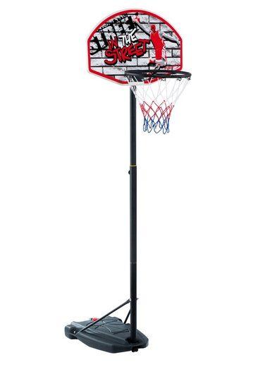 4 Uniq Basketballkorb »Street«