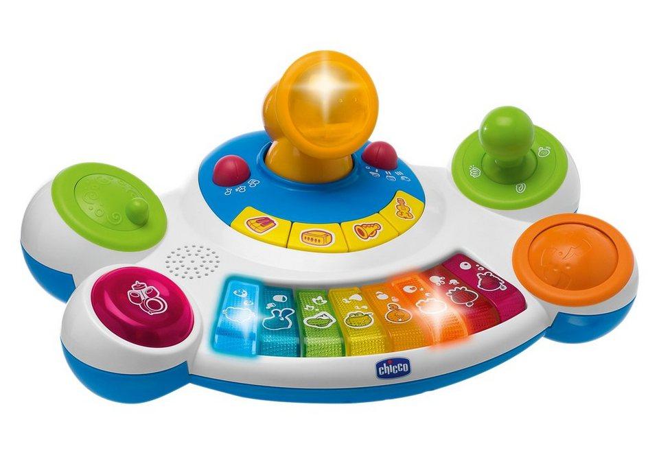 Chicco®, Babyspielzeug »Baby Classic, Baby Star Piano« in bunt