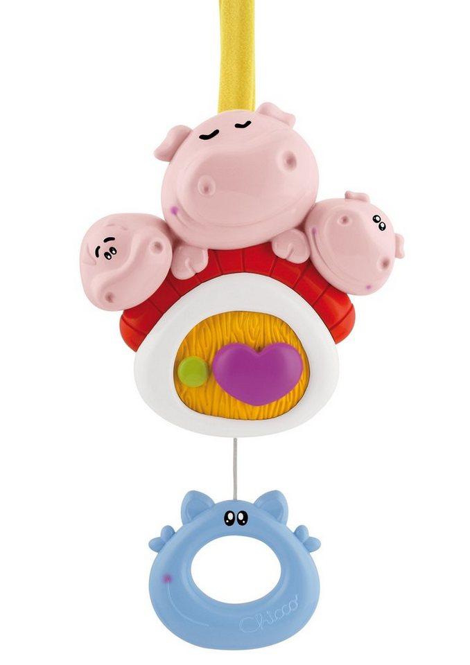Chicco®, Spieluhr »Baby Classic, die drei kleinen Schweinchen« in bunt