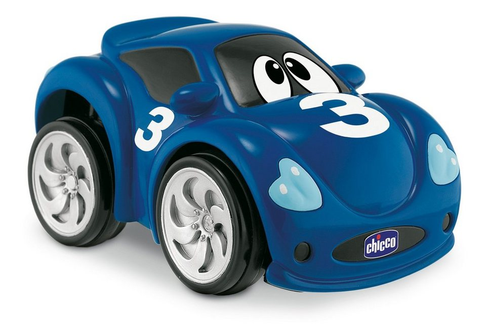 Chicco®, Spielzeugauto »Turbo Team, Turbo Touch, blau« in blau
