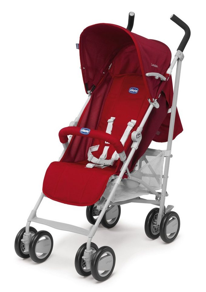 Chicco®, Kinder-Buggy »London Up, rot« in rot