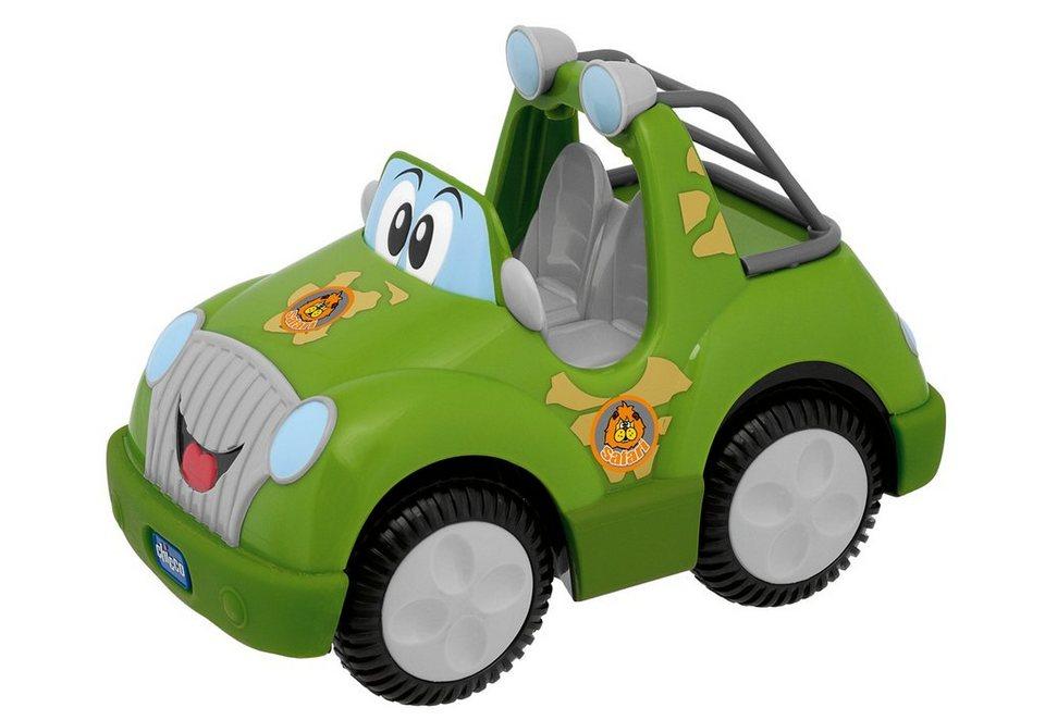 Chicco®, RC Auto »Turbo Team, Fernlenkjeep Safari Park« in grün