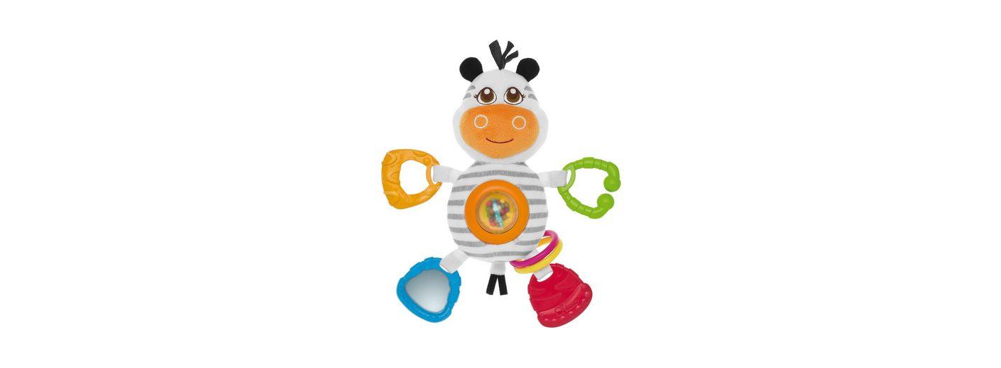 Chicco®, Babyspielzeug »4ever Friends, Mrs. Zebra«