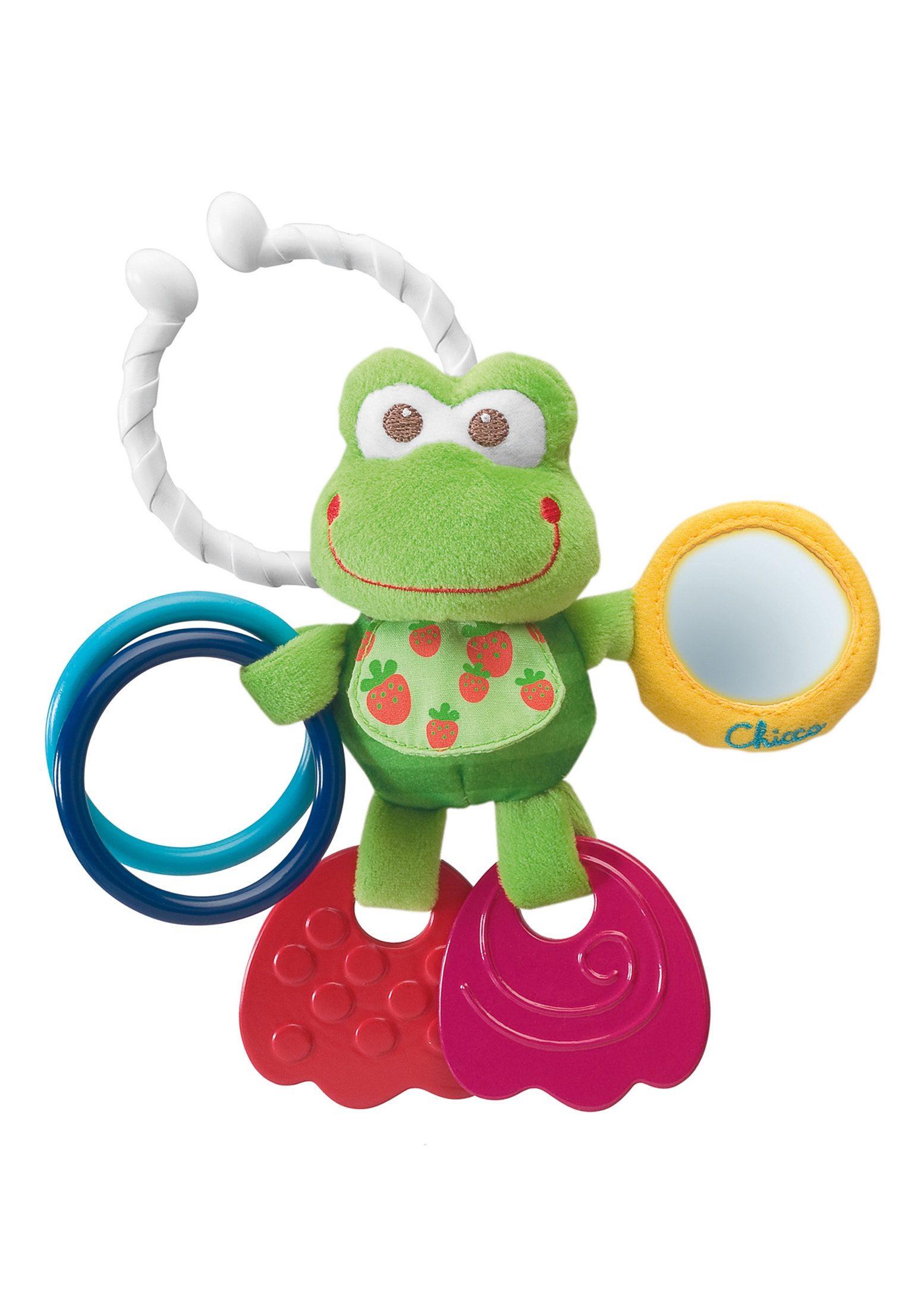 Chicco®, Rassel »Baby Senses Line, Erste Aktivitäten Frosch«