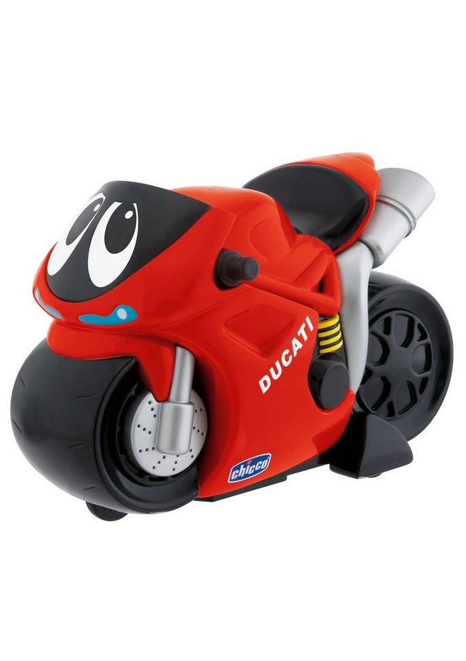 Chicco®, Spielzeug Motorrad »Turbo Team, Turbo Touch Ducati, rot« in rot
