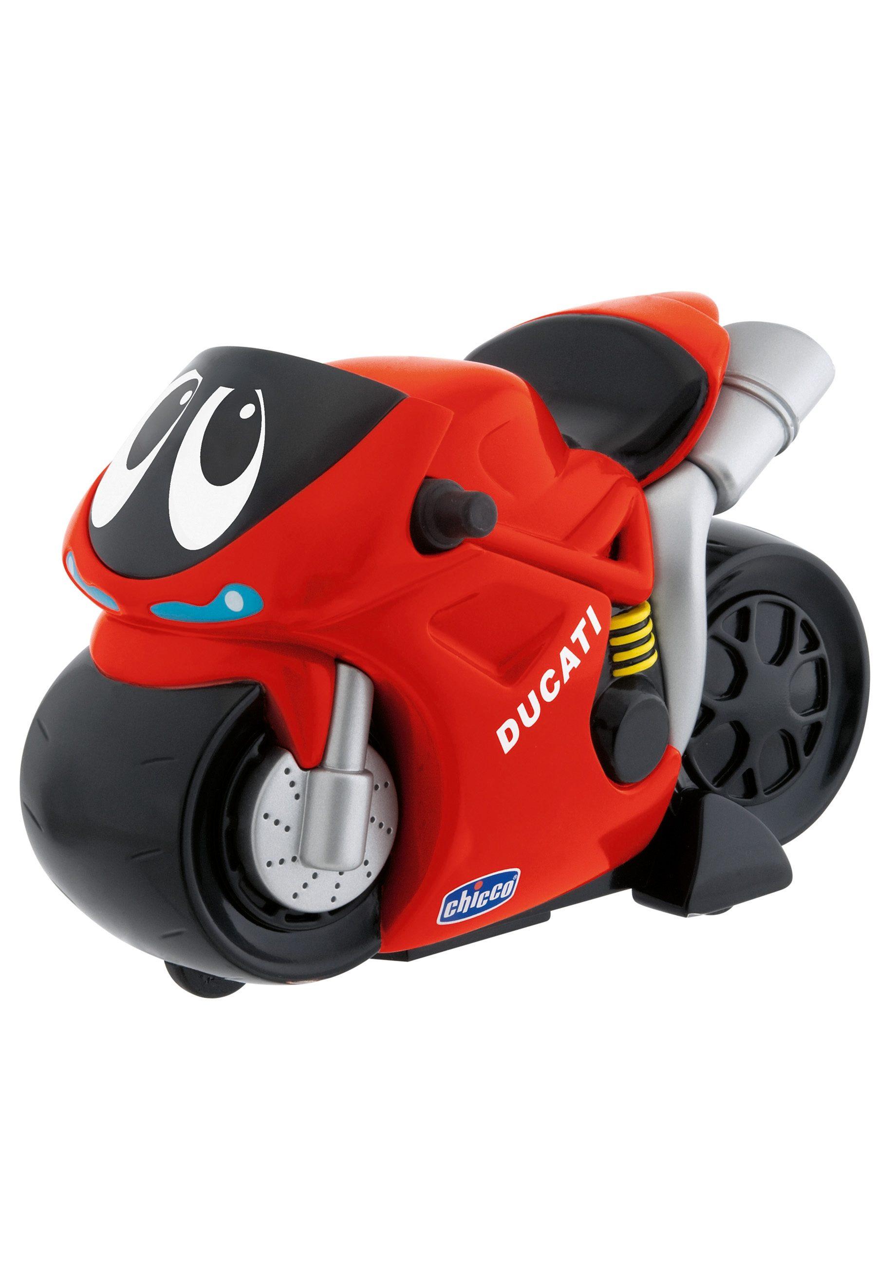 Chicco®, Spielzeug Motorrad »Turbo Team, Turbo Touch Ducati, rot«