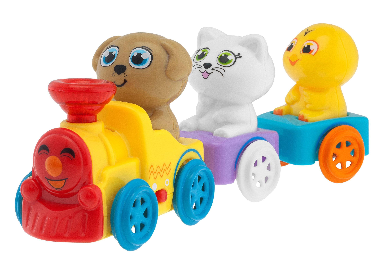 Chicco®, Kinderspielzeug »Musikzug der Tiere«