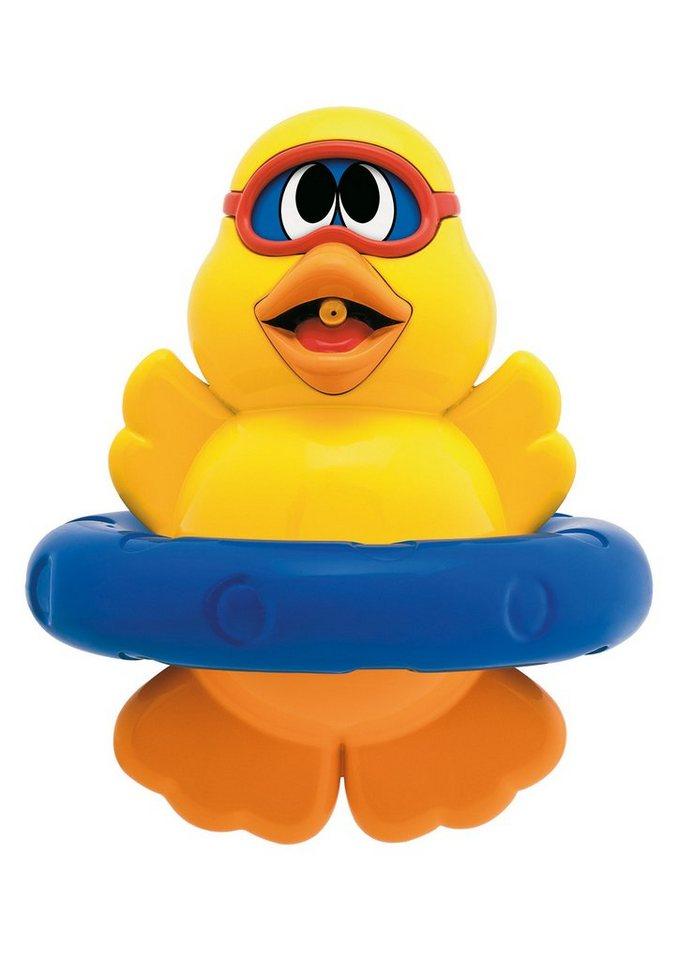 Chicco®, Badespielzeug »Baby Classic, Entchen Plitsch« in gelb/blau