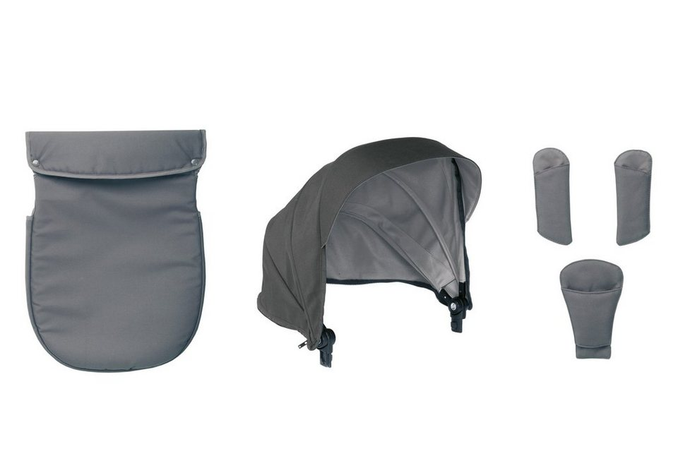 Chicco®, Color-Pack natural für Sportwagen Urban in anthrazit