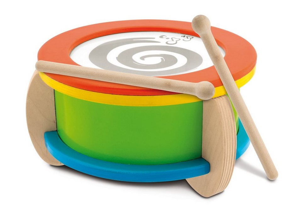 Chicco®, Spielzeuginstrument »Wood, Trommel« in bunt