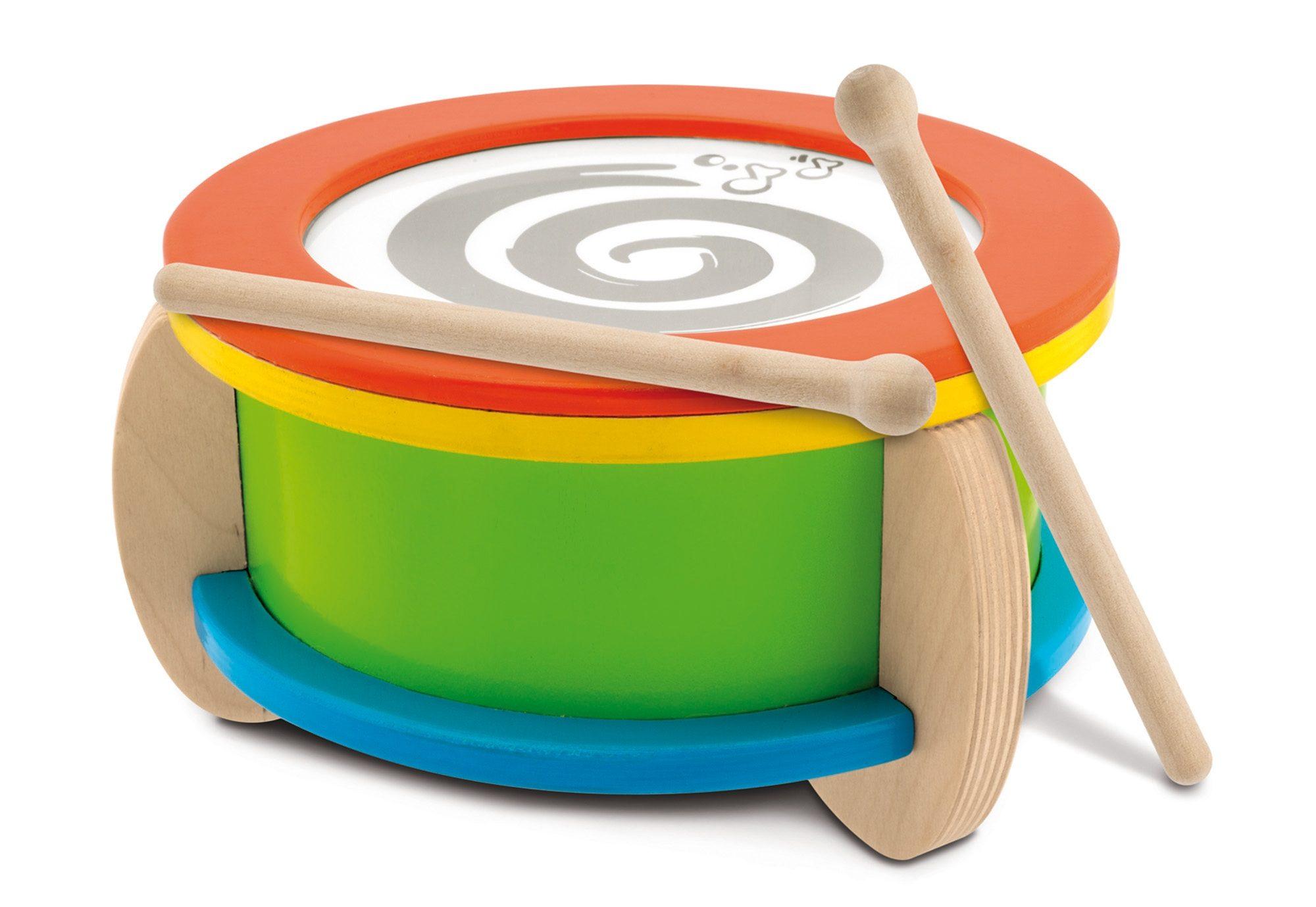 Chicco®, Spielzeuginstrument »Wood, Trommel«