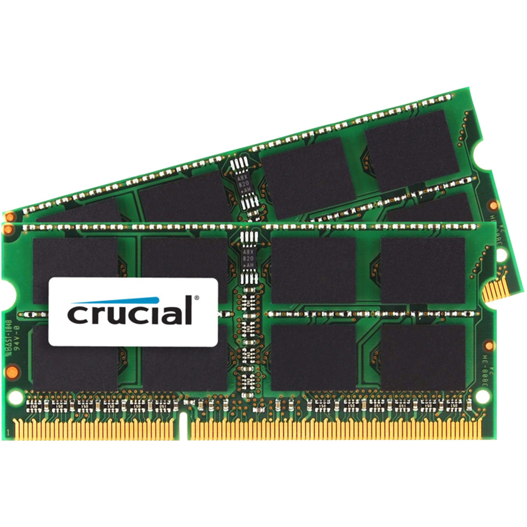 Crucial Arbeitsspeicher »SO-DIMM 8 GB DDR3-1600 Kit«