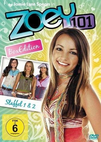 DVD »Zoey 101 - Staffel 1 & 2 (6 Discs)«