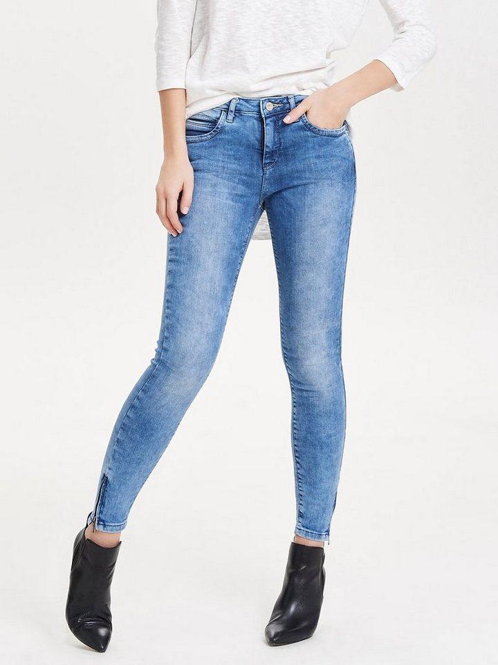 Only KENDELL REG Skinny Fit Jeans in Light Blue Denim