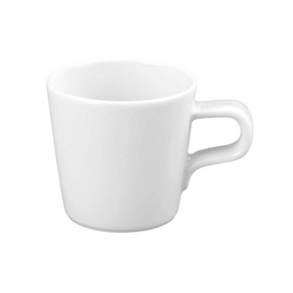 Seltmann Weiden Espressotasse »No Limits Uni« in Weiß