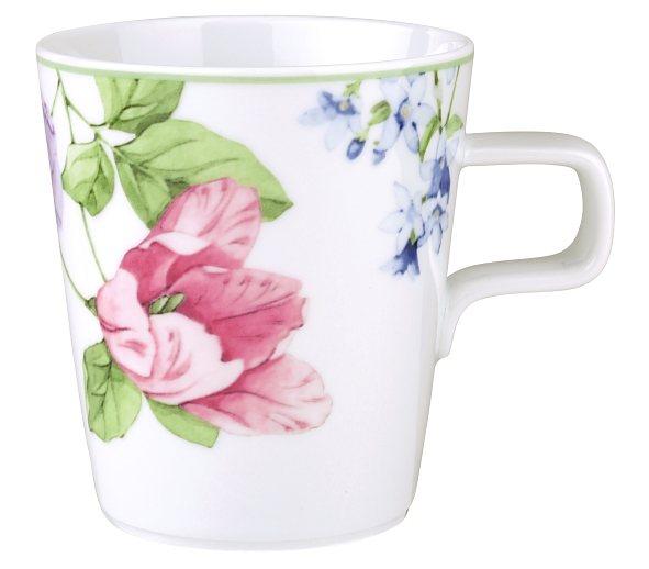 Seltmann Weiden Milchkaffeetasse »No Limits Flowers« in Bunt