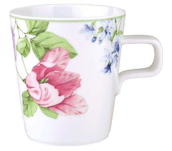 Seltmann Weiden Milchkaffeetasse »No Limits Flowers«