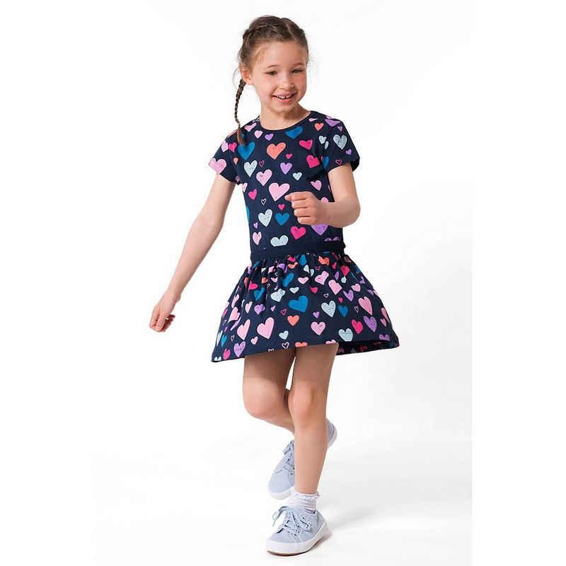 MyToys-COLLECTION Jerseykleid »Kinder Jerseykleid von ZAB kids«