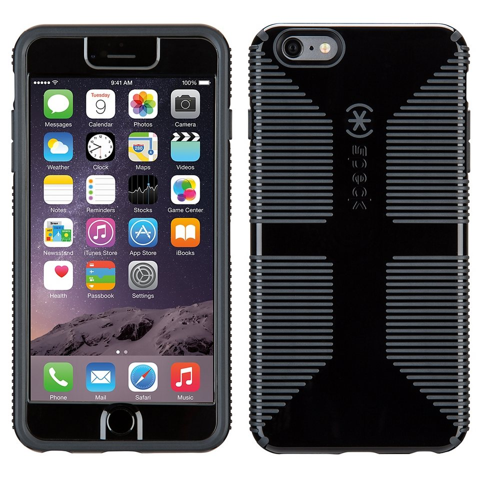 "Speck HardCase »CandyShell Grip + FacePlate iPhone (6) Plus 5.5"" B« in schwarz"