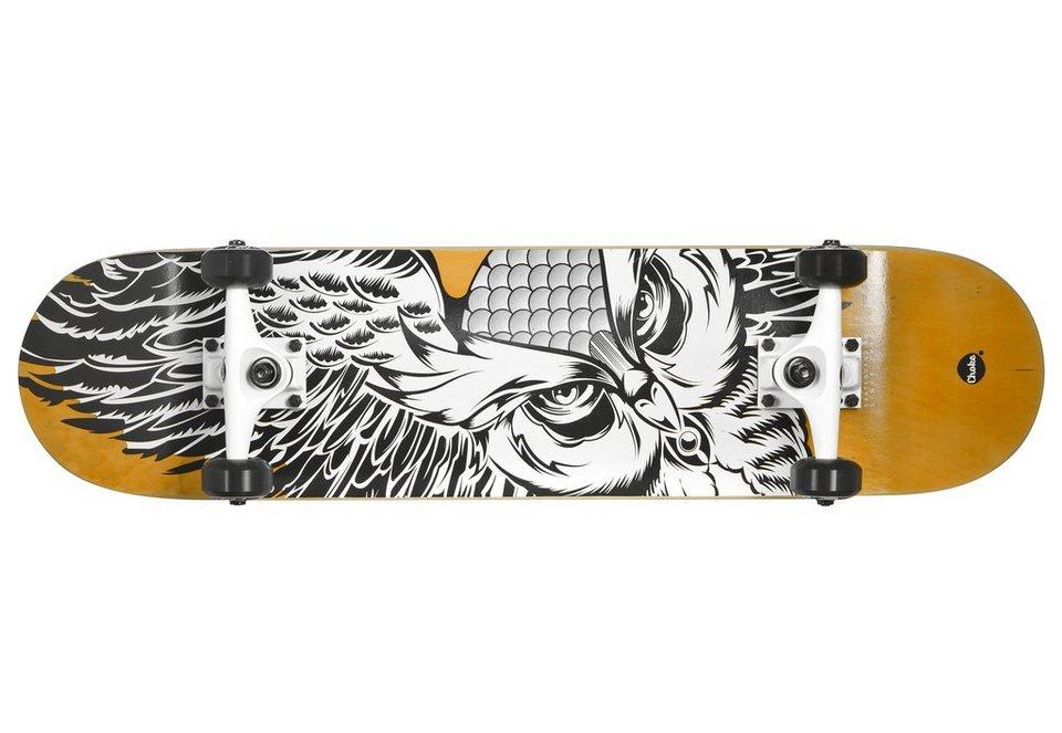 Choke Skateboard, »Nightwing« in mehrfarbig