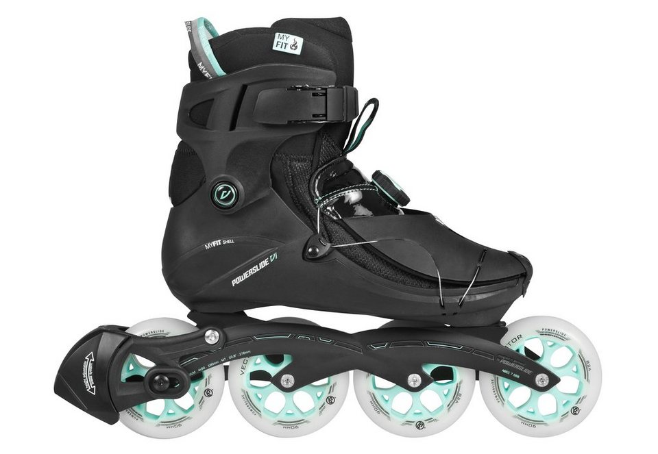 powerslide inline skates damen vi flyte pure otto. Black Bedroom Furniture Sets. Home Design Ideas