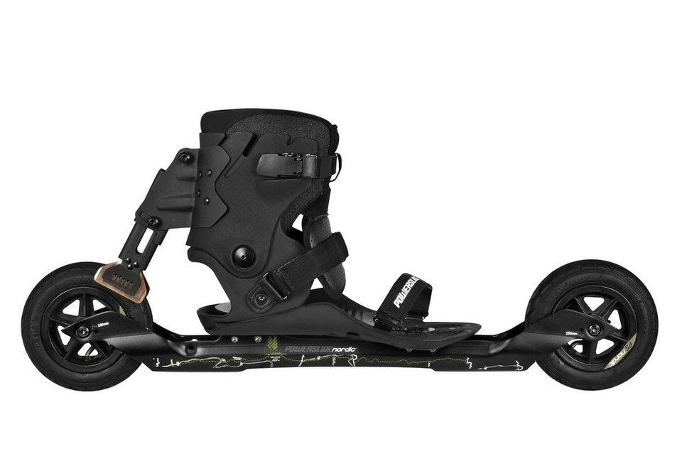Powerslide Nordic Skates, »XC Skeleton II« in schwarz