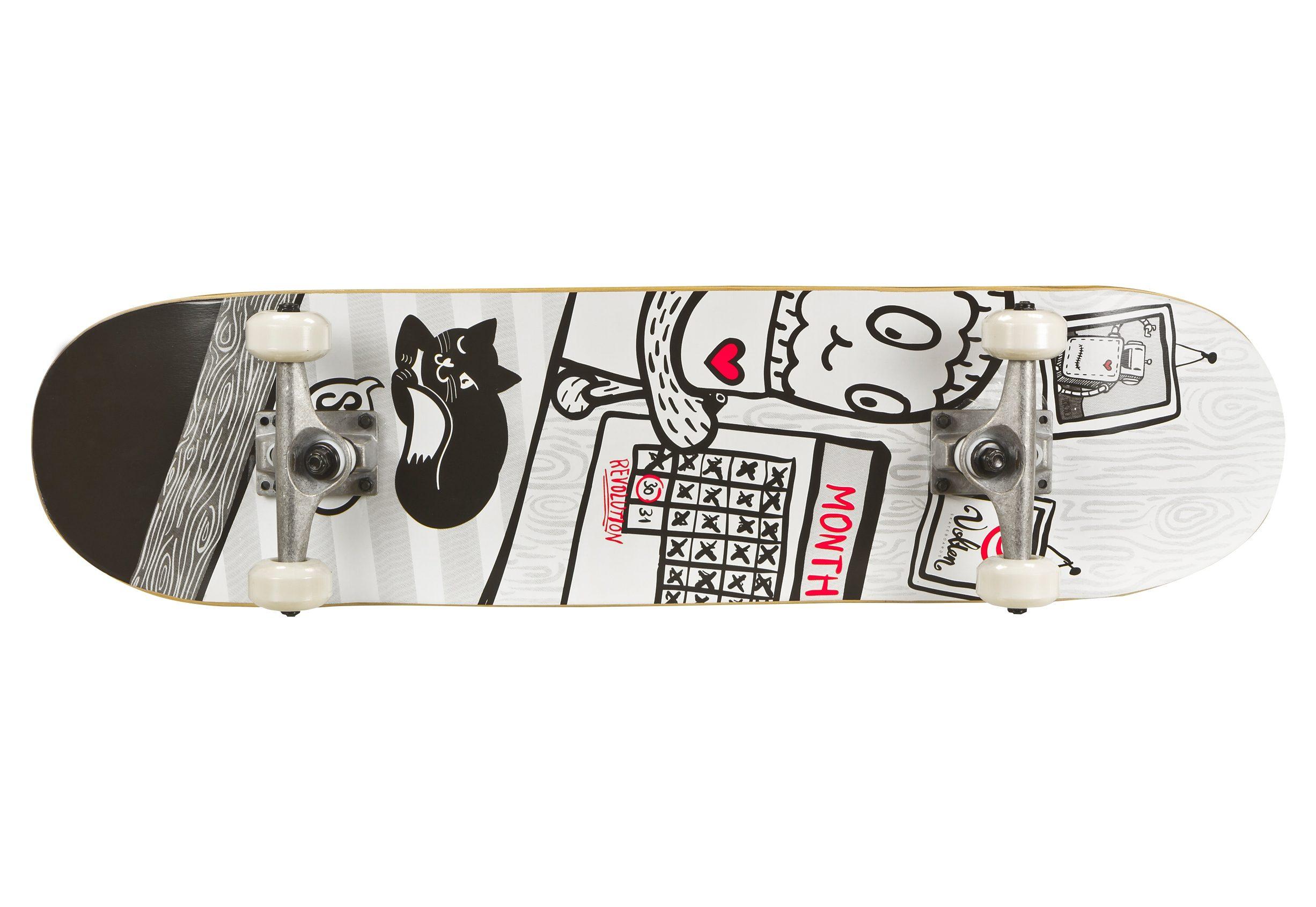 Volten Skateboard, »Revolution«