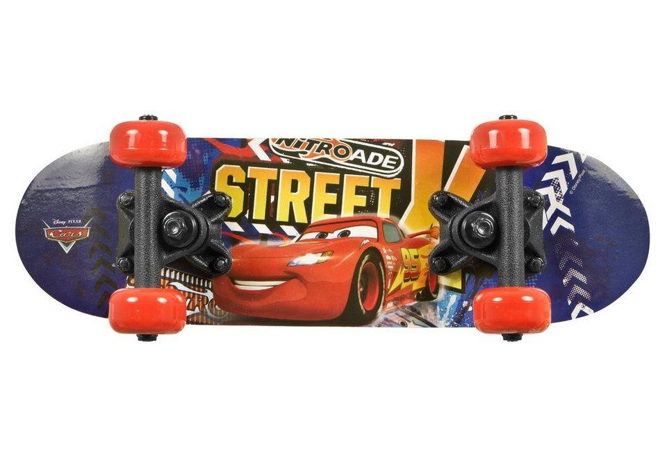 Cars Skateboard, »Miniboard« in mehrfarbig
